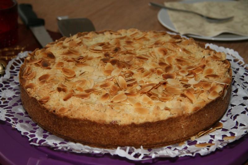 Kirsch Streusel Kuchen Dreimal Ahhh